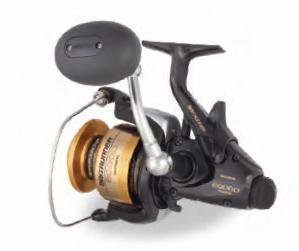 The Shimano Baitrunner Spinning Reel Extra Heavy