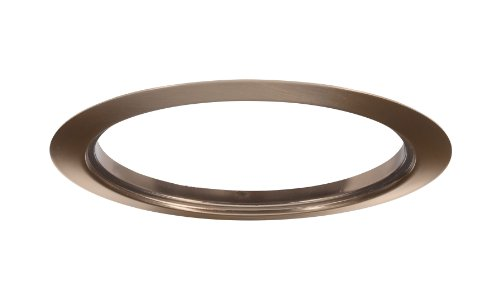 Juno Lighting TR6-ABZ 6-Inch Classic Aged Bronze Trim Ring