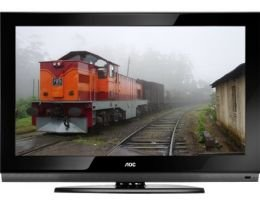 Aoc 32 Inch Hd Lcd Tv With Digital Atsc&Clear-Qam Tuners Multiple Composite Component Inputs
