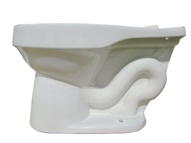 ATLAS RND FRONT BOWL WHT [Misc.]