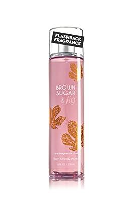 Bath and Body Works Fine Fragrance Mist, Brown Sugar and Fig, 8.0 FL Ounce