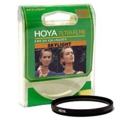 HOYA 77mm Skylight 1B Warming Filter