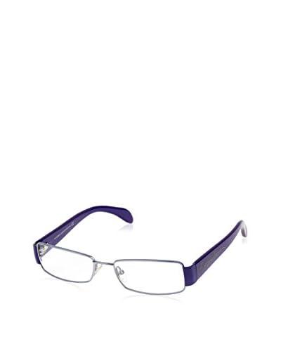Armani Montura 716 (52 mm) Plateado / Azul
