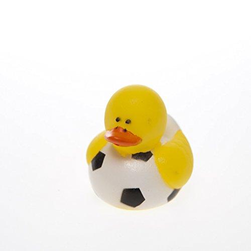 Mini Soccer Rubber Ducks