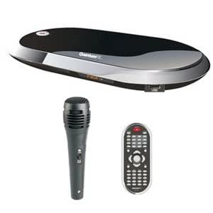 Quantum FX DVD Player with Games/Karaoke