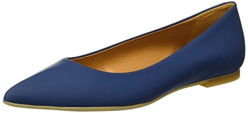 GINO ROSSI Dag278, Ballerine donna, Blu (blu), 38