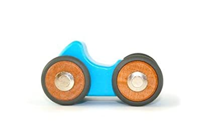 Purchase 5 Piece Riley Tegu Magnetic Wooden Block Car For Kids