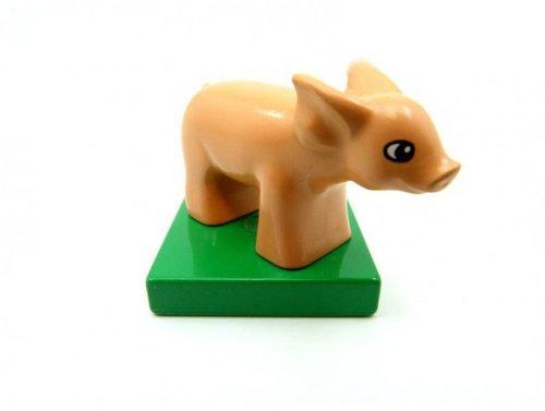 Bauernhof Ferkel Schwein Tier Lego Duplo A85