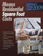 Means Residential Square Foot Costs  by Mewis