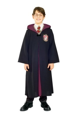 Costumes For All Occasions Ru884255Md Harry Potter Deluxe Child Med