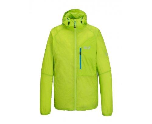 JACK WOLFSKIN Spiderwind Men's Jacket, Green, XL
