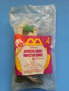 McDonalds - Inspector Gadget #4 - LEG TOOL - 1