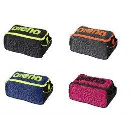 Arena Spiky 2 Shoe Bag Borsa da Piscina, Unisex Adulto, Fluo Orange, Taglia Unica