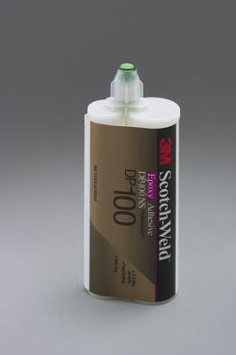 3M Scotch-Weld Translucent Structural Plastic Adhesive DP8005