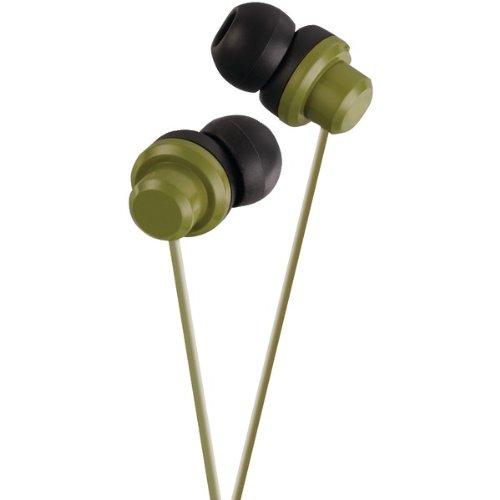 Brand New Jvc Riptidz Inner-Ear Earbuds (Green)