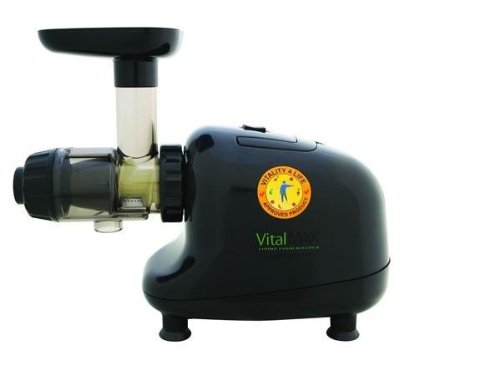 Oscar Vitalmax 900 Juicer, Black