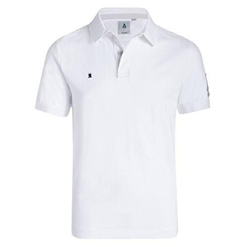 Gaastra -  Polo  - Uomo bianco XXX-Large