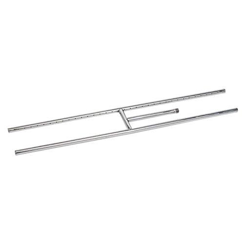 American-Fireglass-Stainless-Steel-H-Burner