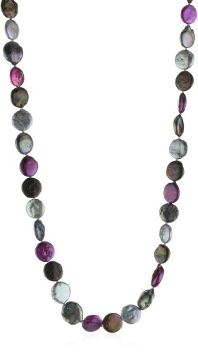 ME Couture ''Sheer Radiance'' Single Strand Necklace