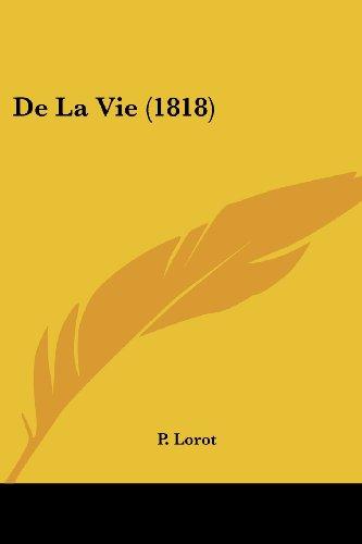de La Vie (1818)