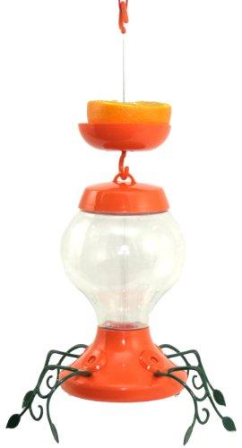 Cheap Perky-Pet 254 Sundance 28-Ounce Plastic Oriole Top Fill Feeder (PP254)