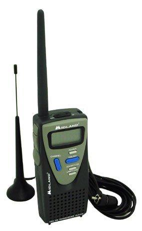 Midland 75-510XLM Speak EasyM Mobile FRS Radio With Vehicle Antenna