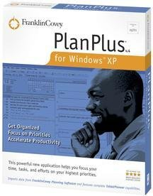 Planplus 4.0 for Windows Xp Franklin Covey Win Xp