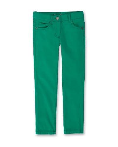 Sanetta Pantalone Bimba [Fucsia]