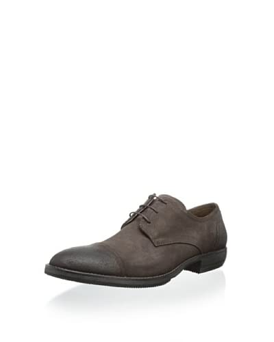 ANDREW MARC Men's Crown Cap Toe Oxford