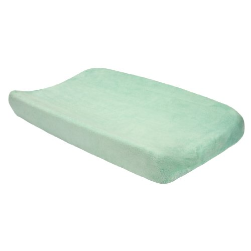 Trend Lab Cocoa Mint Changing Pad