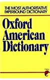 Oxford Amer.Dictionary (0812456661) by Flexner, Stuart Berg