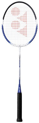 Yonex B550 Badminton Racket - White/Blue, Adult