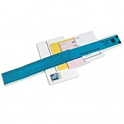 C-Line Products 30515 Left-Handed All-Purpose Sorter, 31 Dividers, Blue