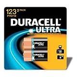 2pk Dl123 3v Cam Battery