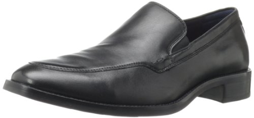 Cole Haan Men's Lenox Hill Venetian Slip-On Loafer,Black Nappa,10.5 M US