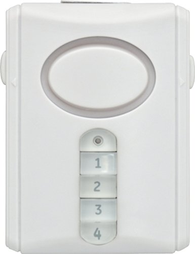 GE 45117 Deluxe Wireless Door Alarm