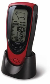 Talking Wireless Bbq/Oven Thermometer Talking Wireless Bbq/Oven Thermometer