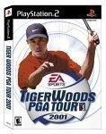 Tiger Woods PGA Tour 2001 - PlayStati...