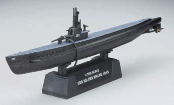 37310 EM 1/700 USS SS-285 Balao Submarine 1943
