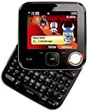 Nokia 7705 Twist Phone, Black (Verizon Wireless) Works With Page Plus And Red Pocket cdma Verizon