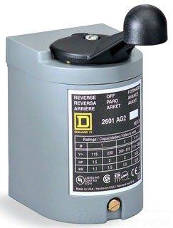 Square D 2601Ag2S2 Nema1 Rev Drum Switch