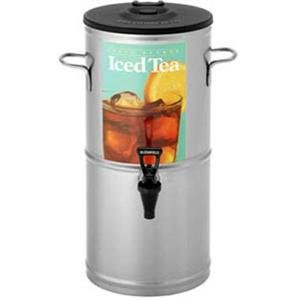 Bloomfield 8799-3G Iced Tea Dispenser with Handles, 3-Gallon, Stainless Steel, 9