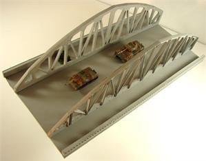 15mm WWII Terrain: Basic Arnhem Bridge Set 6pc