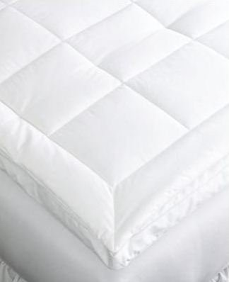 "Buy Charter Club ""Vail Elite"" White Goose Down Queen Featherbed"