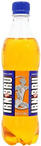 Barr's Irn-Bru, 16.9-Ounce (Pack of 6)
