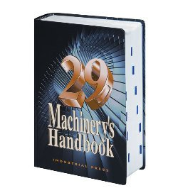 INDUSTRIAL PRESS 9780830000000 29TH EDITION MACHINERY'S HANDBOOK LARGE PRINT EDITION Picture