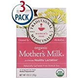 Traditonal Medicinals Mother's Milk Tea 3 pk by Traditonal Medicinals