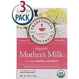 Traditonal Medicinals Mother's Milk Tea 3 pk by Traditonal Medicinals