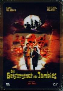 Geisterstadt der Zombies / Über dem Jenseits Steelbook