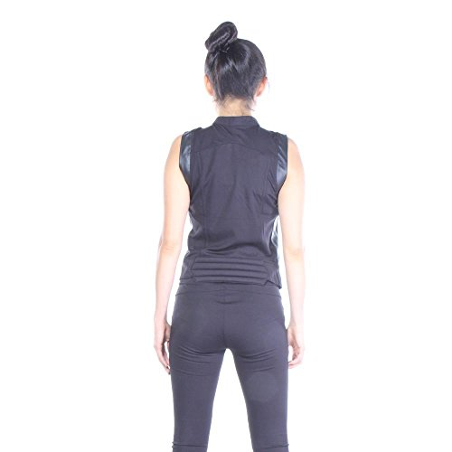 G-star Womens US Slim Chopper T Jacket Vests M Black